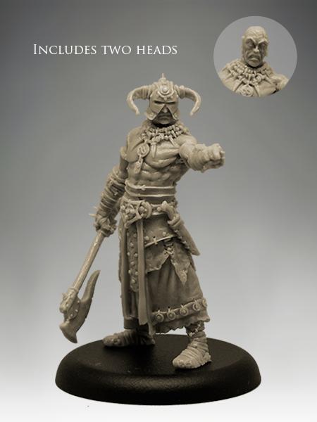 Thantor the Barbarian