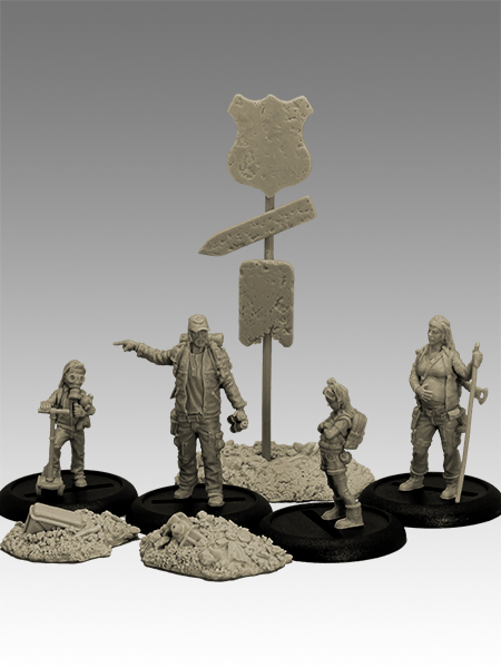 35mm - Black Sun Miniatures