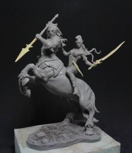 Centaur & Wild Elf RS 1