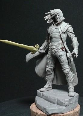 Marcus Vampire Warrior 1 rs