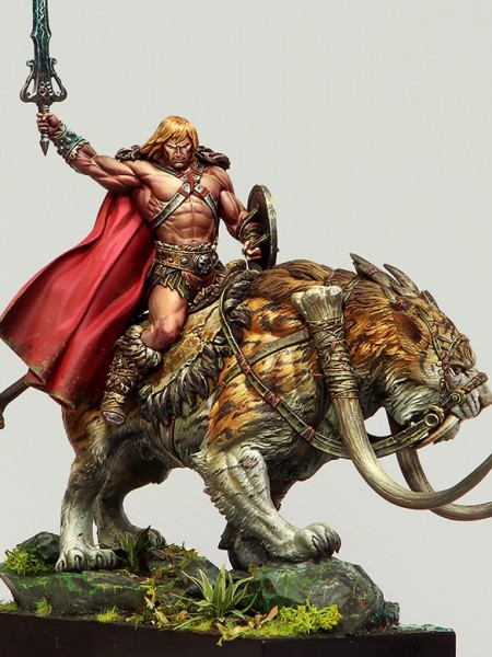 Rozok the Beastmaster by Sergio Calvo Rubio gallery